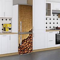 Холодильник дизайн, Магнит, 180 х 60 см, Лицевая