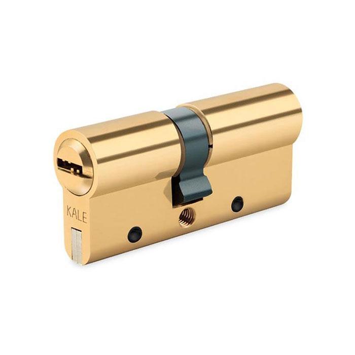 Цилиндры под ключ KALE 164 DBNE 35+10+45: 90 mm латунь 5 ключей
