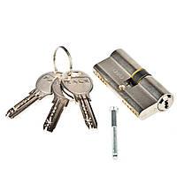 Цилиндры Kale 164 YGS 26+10+32: 68 mm никель 5 ключей с поворотником на длиной стороне