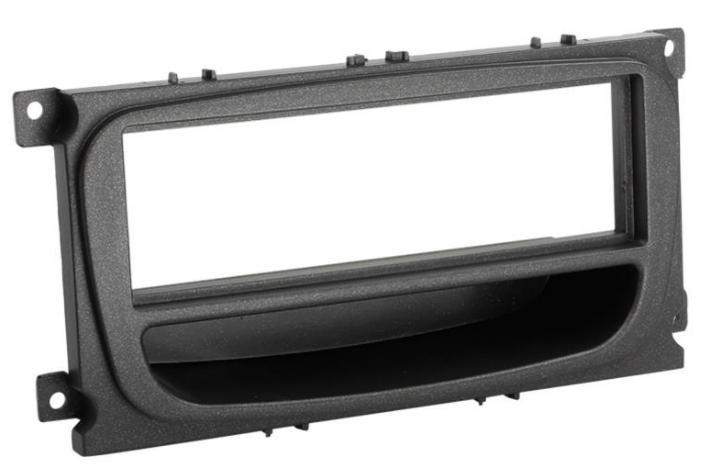 Рамка переходная ACV 281114-36 Ford Mondeo/Focus/C-MAX/S-MAX/Galaxy (black) (Р21333)
