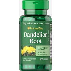 Dandelion Root 520mg - 100 caps
