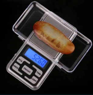 Весы ювелирные ACS 7019 на 500 г