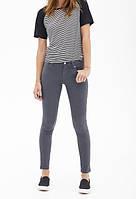 Женские джинсы Forever21 - Classic Gray1 (жіночі джинси форевер21)