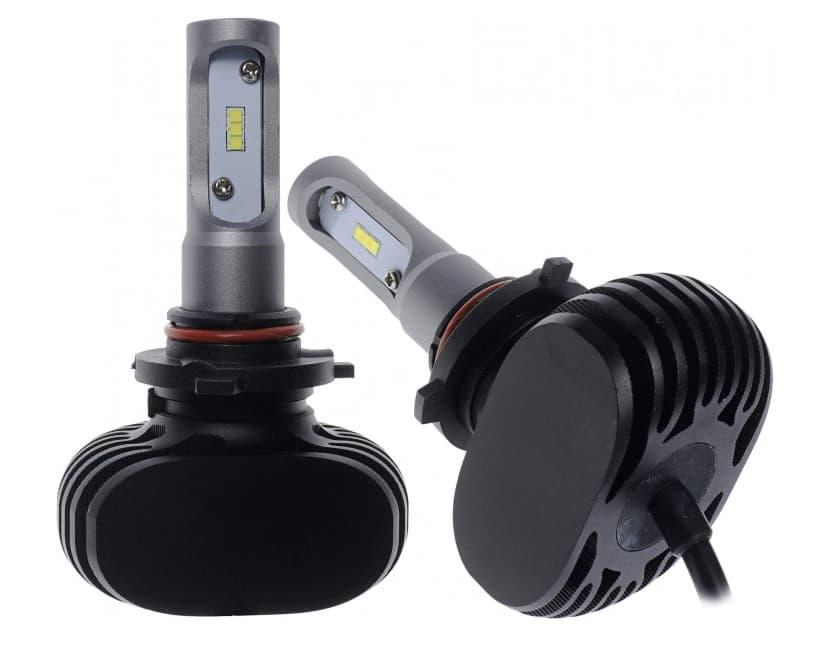 Светодиодная лампа AMS VISION-R HB3(9005) 6000К CSP (P13974)