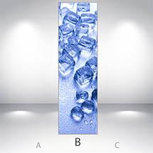 Цветочный холодильник своими руками, Магнит, 180 х 60 см, Лицевая, фото 3