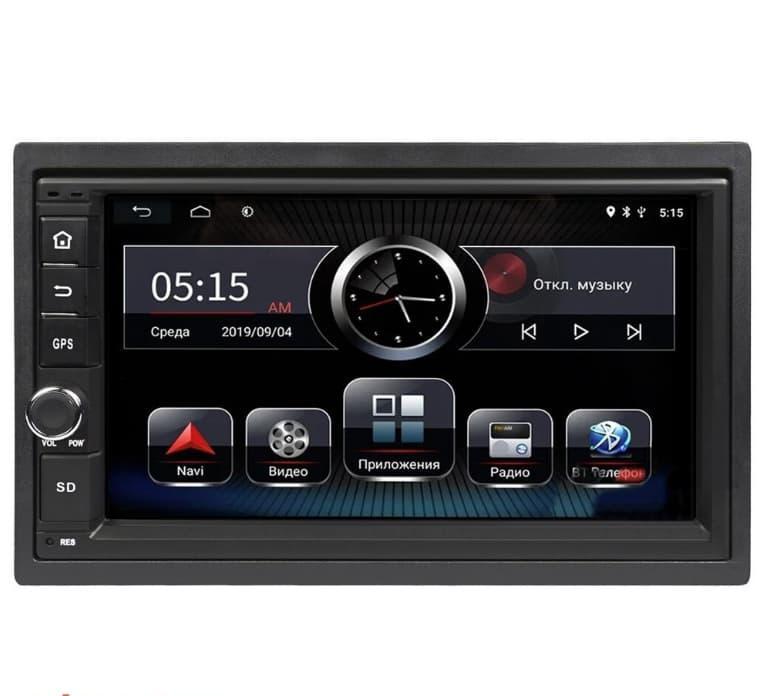 Автомобильная мультимедийная система Sigma CP-960 Android