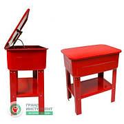 Установка для миття деталей 150л TORIN TRG4001-40