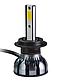 Светодиодные LED лампы MLux Grey Line H11 (H8, H9) 26 Вт 4300К, фото 4