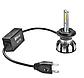 Светодиодные LED лампы MLux Grey Line H7 26 Вт 4300К, фото 3