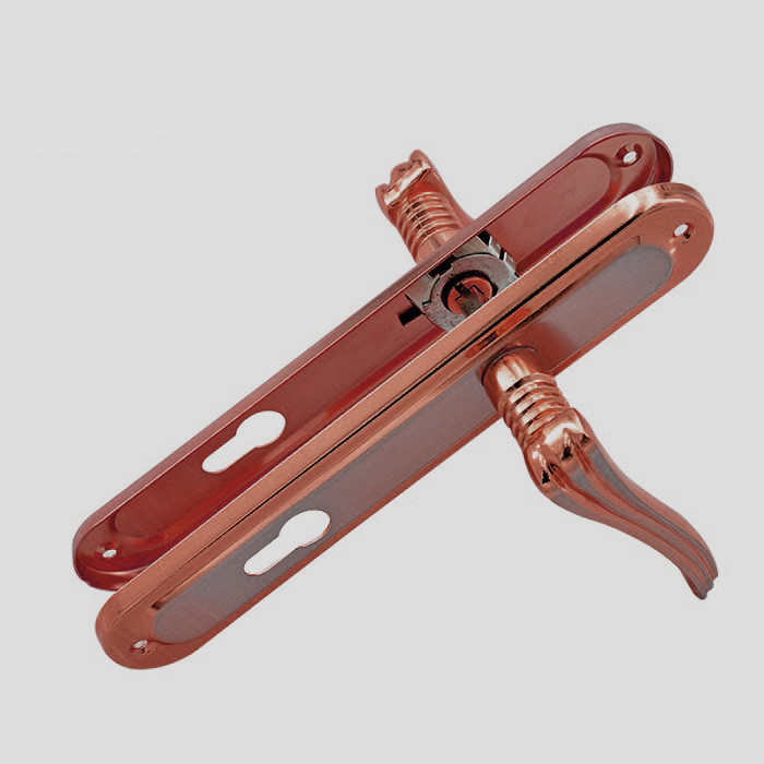 Ручка на планке алюминий 85 мм Hi-LUKE BH44Z (P04-H51AB)