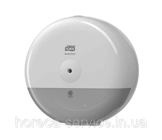 Tork SmartOne диспенсер для туалетной бумаги в мини-рулонах, белый Т9