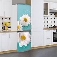 Декор холодильника своими руками, Магнит, 180 х 60 см, Лицевая