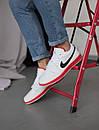 Кроссовки мужские Air Jordan Retro 1 Low, белые, фото 7