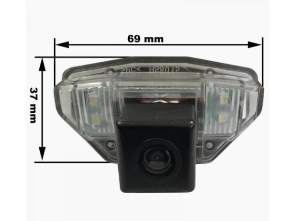 Камера заднього виду Prime-X CA-9516 Honda