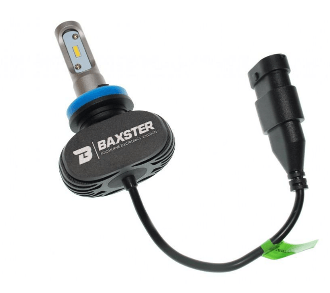 Лампы светодиодные Baxster S1 H8-11 6000K 4000Lm (P23788)
