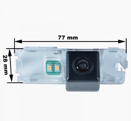 Камера заднего вида Prime-X MY-12-7777 Renault