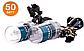 Ксеноновая лампа Infolight Xenon H7 6000K 50W (P470007), фото 2