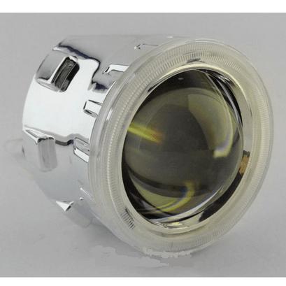 Линзы биксеноновые Infolight Super (тип 2) с ангельскими глазками (2шт)