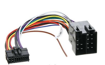 Переходник Магнитола-ISO ACV 453022 Pioneer - ISO (P80 MP/P9600MP) (P17742)