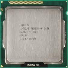 Процессор Intel Pentium G630, 2.7 GHz, s1155, tray