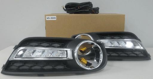 Світлодіодні (LED) фари Pentair NS-364A Nissan Tiida 2011