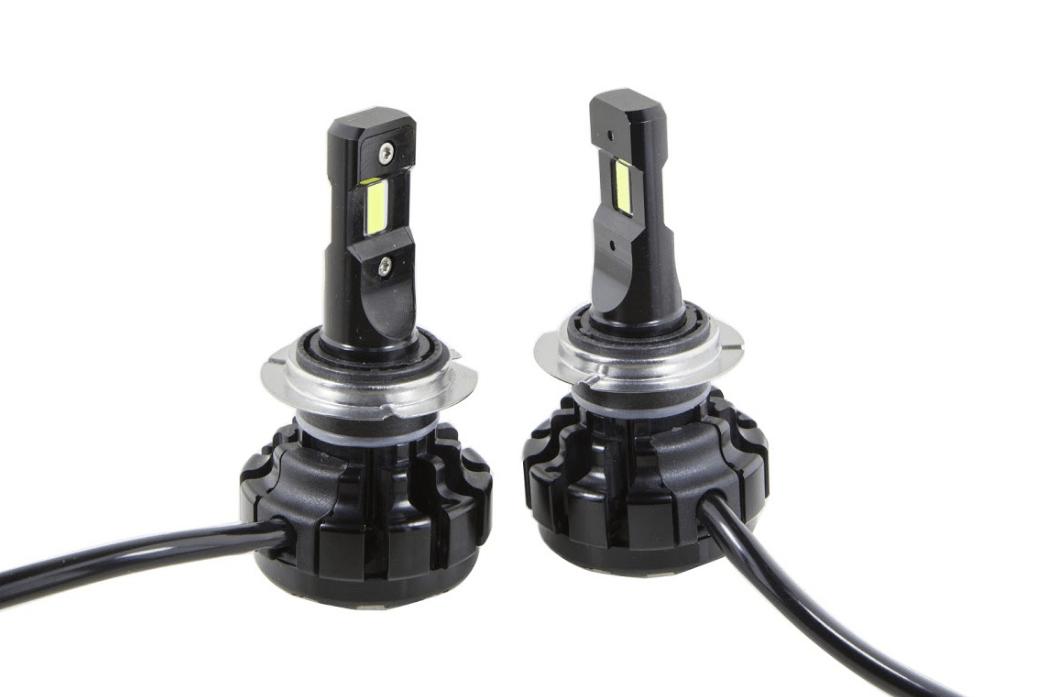 Светодиодные лампы Sho-Me G1.6 H7 30W (2шт)