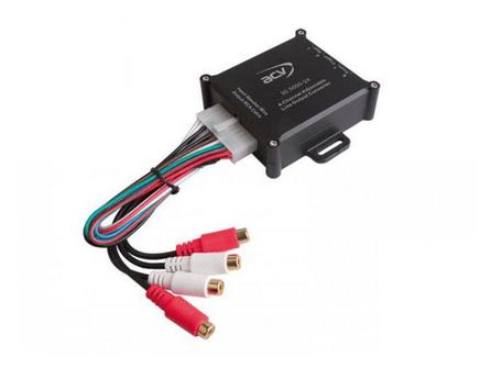 Конвертор уровня 30.5000-24 (4 канала) Premium Level Line