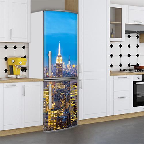 Фото Магнитные наклейки на холодильник, Магнит, 180 х 60 см, Лицевая