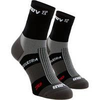 Race Ultra Sock High Black компрессионные носки для бега
