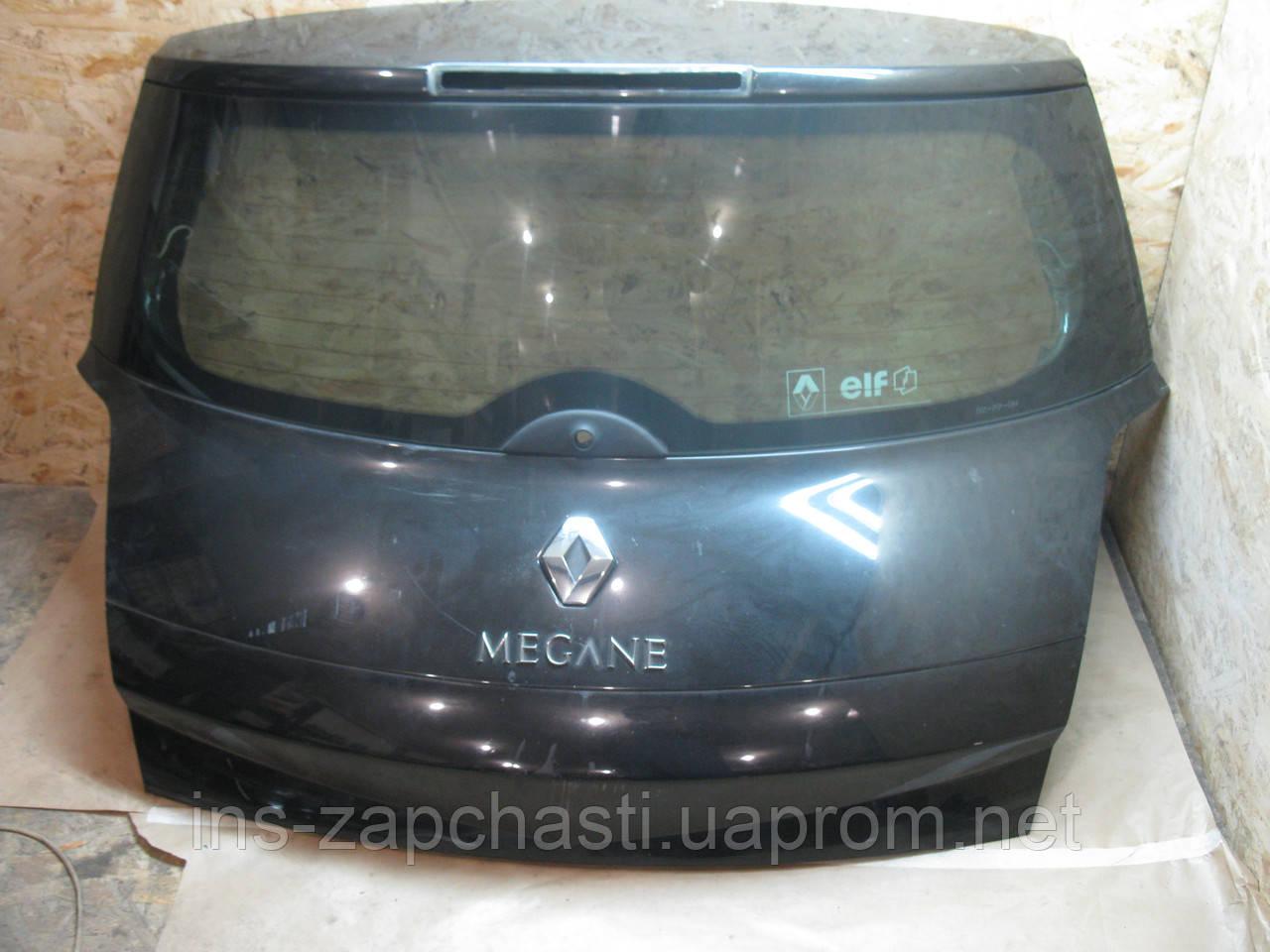 Кришка багажника і комплектуючі хетчбек Renault Megane II