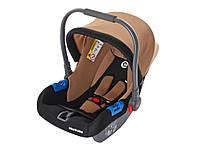 Автомобильное кресло IEL CAMINO ME 1009-2 NEWBORN, автокресло-переноска, Бебикокон для новорожденных