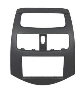 Рамка переходная 11-180 Chevrolet Spark(M300) 10+ / DAEWOO Matiz Creative(M300) 09-11