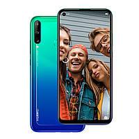 "Смартфон HUAWEI P40 Lite E 4/64GB 6,39"" Aurora Blue, фото 1"