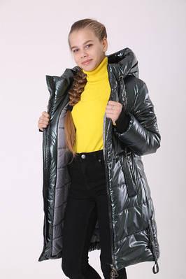 Зимові куртки і пальто для дівчаток