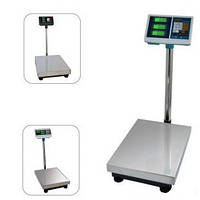 Весы платформенные товарные электронные до 100 кг ACS 100 платформа 30х45 см