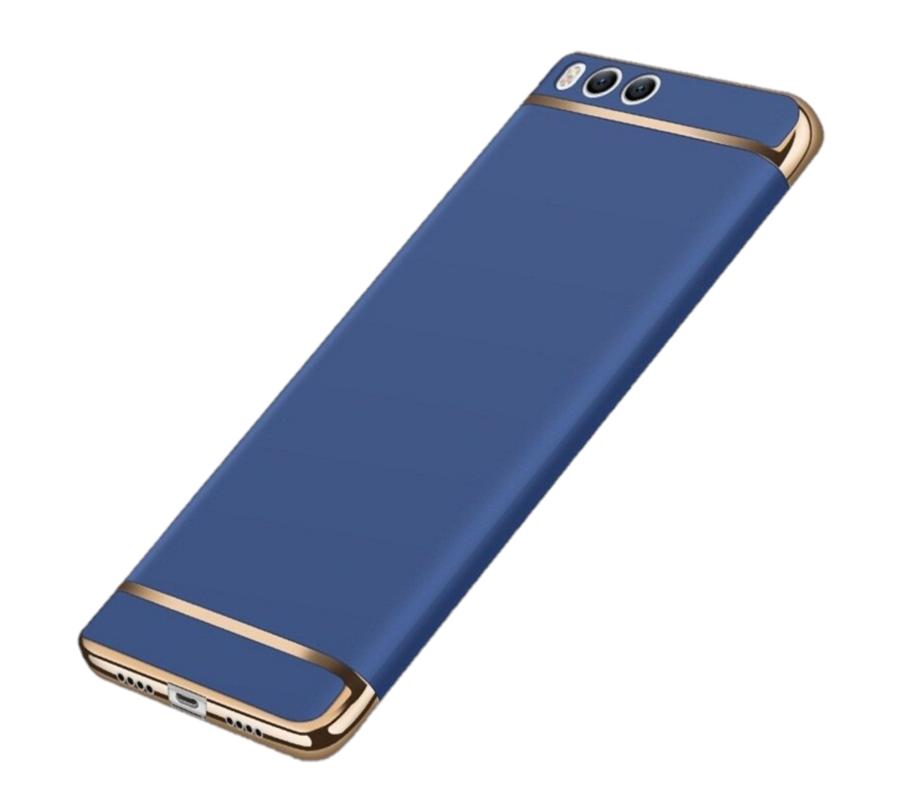 NAVYA Xiaomi Mi 6 Blue 3in1 PC чехол бампер накладка