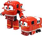 Игровой набор Роботы Поезда (Кей Альф Дак Селли) Игрушки Robot Trains Transforming  , фото 6
