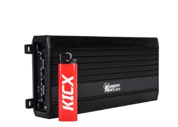 Усилитель Kicx ANGRY ANT 4.100