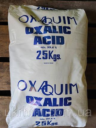 Щавлева кислота від 25 кг., фото 2