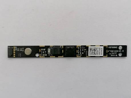Б/У Web camera для ноутбука ASUS X551 X551M X551MA X551C X551CA F551 R512 Series, фото 2