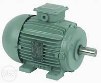 Асинхронный двигатель WEG (3 кВт; 3000 об/мин)
