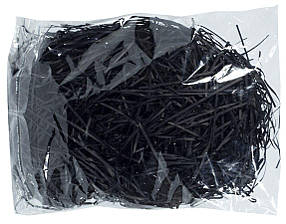 Паперовий наповнювач 50г. чорний, PF050-07