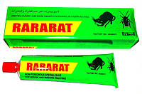 Клей для отлова грызунов и насекомых Rararat (135 г)
