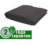 Агроволокно 50г/кв.м 1,6м х 10м Чёрное (Greentex)