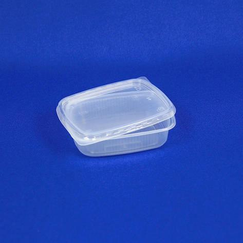 Одноразовые контейнеры, 125 мл, упаковка —  100 шт, фото 2