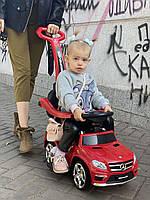 Каталка-толокар 3в1 Bambi Mercedes AMG SX1578-3 Red