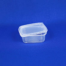 Контейнеры для еды одноразовые, 200 мл, упаковка — 100 шт
