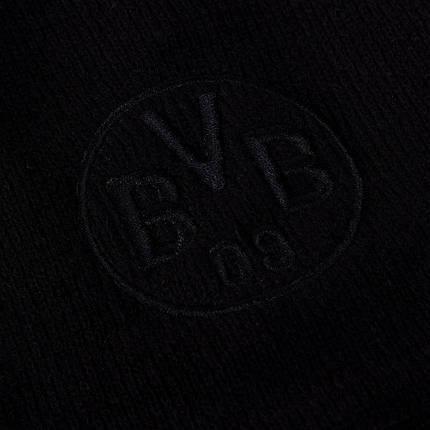 Шапка чоловіча Puma BVB Tech Beanie 022748-12 Чорний, фото 2