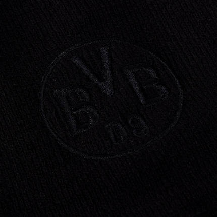 Шапка мужская  Puma BVB Tech Beanie 022748-12 Черный, фото 2