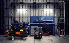 Гаражное оборудование и автоаксессуары